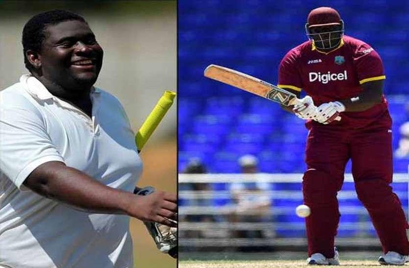 दुनिया का सबसे विशालकाय क्रिकेटर खेलेगा टीम इंडिया के खिलाफ!