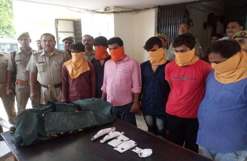 बीजेपी का बड़ा नेता बनकर रौब दिखाता था शातिर लुटेरा पुलिस ने किया गिरफ्तार तो हुआ चौंकाने वाला खुलासा