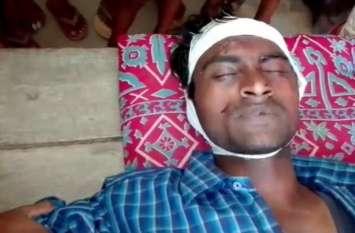 यूपी में आरपीएफ जवानों ने युवक को चलती ट्रेन से नीचे फेका