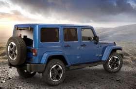 Jeep Wrangler फोर्थ जेनरेशन भारत में लॉन्च, जानिए कितनी है कीमत