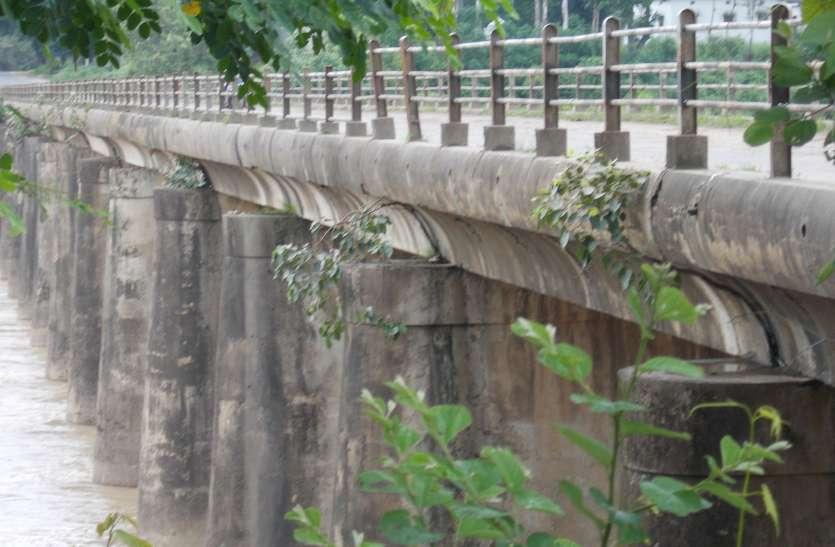 सोननदी पुल का नहीं बना प्रस्तावित इस्टीमेट, इस वर्ष भी पुल निर्माण अटका