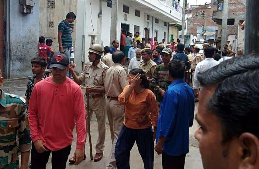 जयपुर में कावड़ ला रहे श्रद्धालुओं पर पथराव, माहौल तनावपूर्ण, पुलिस ने संभाला मोर्चा