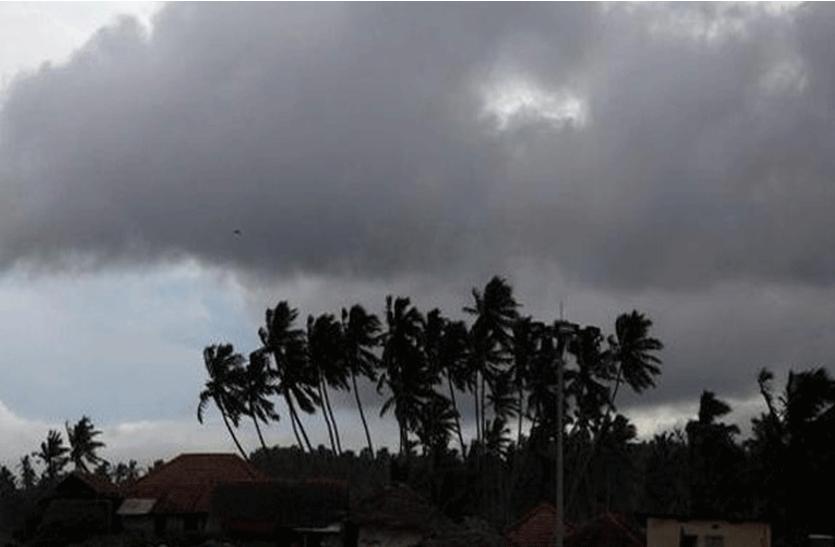 ओडिशा पर बादलों की बुरी नजर!...इन 12 जिलों में भारी बारिश की संभावना