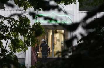 नॉर्वे: मस्जिद में वर्दी और हेल्मेट पहने शख्स ने की गोलीबारी, दो घायल