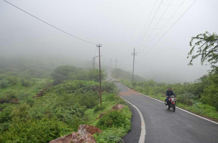 Heavy rain alert : 48 घंटे रहेंगे बादल, तेज बारिश का अलर्ट