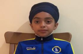 आतंकी कहे जाने पर सिख छात्रा ने दिया जवाब, सोशल मीडिया पर छाया वीडियो
