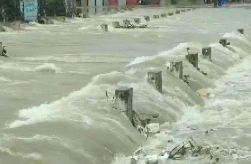 बारिश के कारण अब तक 32 लोगों की मौत, सरकार ने 60 लाख रुपए मुआवजे में दिए; कई जिलों में भारी बारिश का अलर्ट