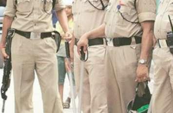 नशे की हालत में पुलिसकर्मियों ने पांच युवकों को उल्टा करके पीटा, पेशाब भी पिलाई