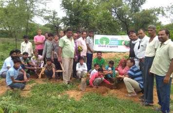 Shahpura : पर्यावरण संतुलन के लिए अधिक से अधिक पेड़ लगाना जरूरी