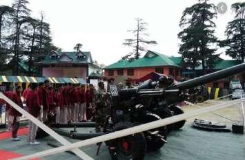 दिल्ली में सेना सोमवार को हथियारों और गोला-बारूदों का प्रदर्शन करेगी