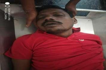 पांच-छह महीनों से कार्य में अनुपस्थित था आरक्षक, देर रात कोतवाली के सामने लटकती मिली लाश