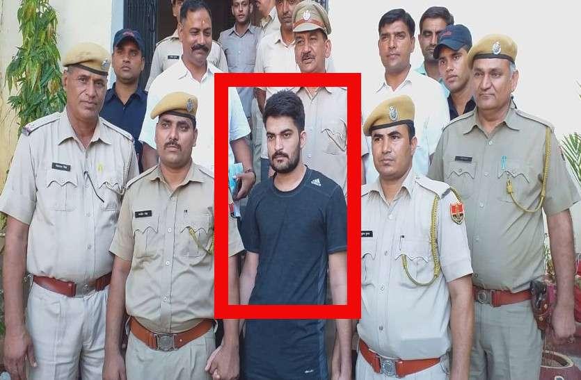 आनंदपाल पाल गैंग का इनामी हार्डकोर बदमाश पवन बानूड़ा अरेस्ट, पुलिस कर रही थी सरगर्मी से तलाश
