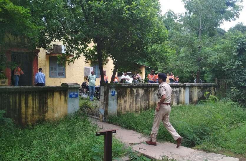 suicide in Bhilai