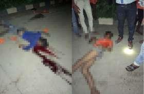 सावन के अंतिम सोमवार भगवान शिव को जल चढ़ाने जा रहे दो कांवरियों की दर्दनाक मौत
