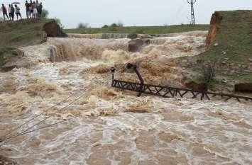 करौली, सवाईमाधोपुर सहित पूर्वी राजस्थान में 14-15 अगस्त को भारी बारिश की चेतावनी