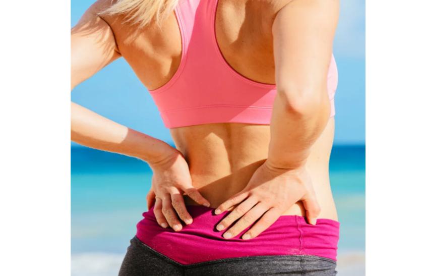 Health news: कमर दर्द के ये हैं मुख्य कारण, एेसे करें इलाज