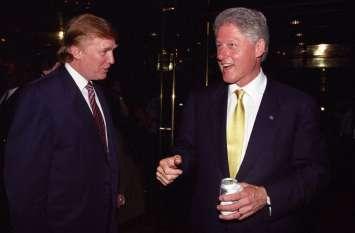 अमरीका: फाइनेंसर जेफ्री एपस्टीन की मौत में नया मोड़, राष्ट्रपति ट्रंप ने खड़ा किया बिल क्लिंटन पर सवाल