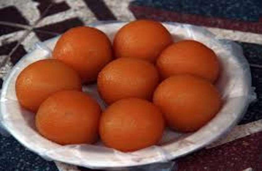 जोधपुर में चतुर्भुज के नाम से प्रसिद्ध है रसीला गुलाब जामुन