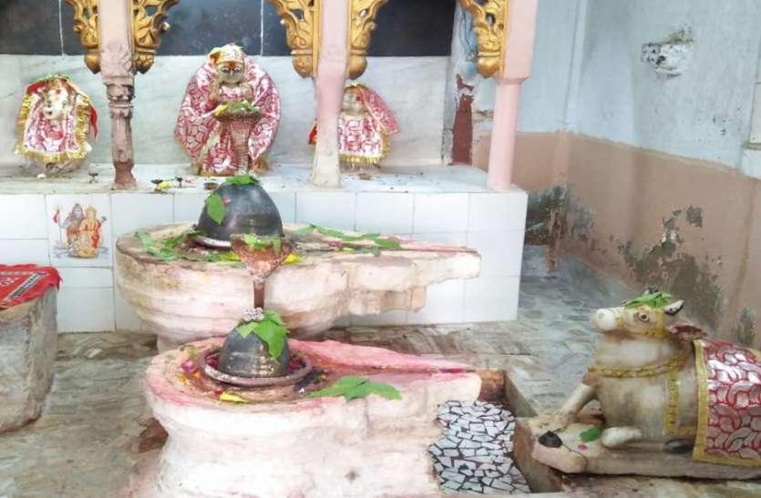 मां उष्ट्रवाहिनी मंदिर में विराजे हैं काशी विश्वानाथ, साथ होती है हिंगलाज माता की पूजा-अर्चना