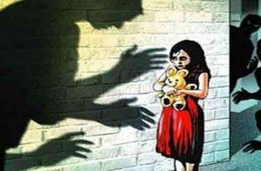 दादी की सजगता से पांच साल की बालिका के अपहरण का प्रयास नाकाम