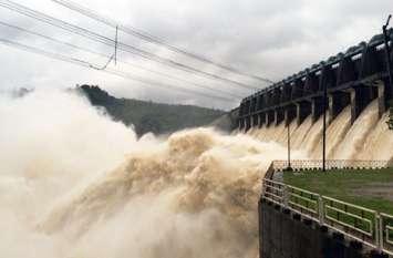 Watch: लबालब होते ही बिजली उगलने लगा राजस्थान का ये बांध, शुरू हुई बिजली उत्पादन की दूसरी यूनिट