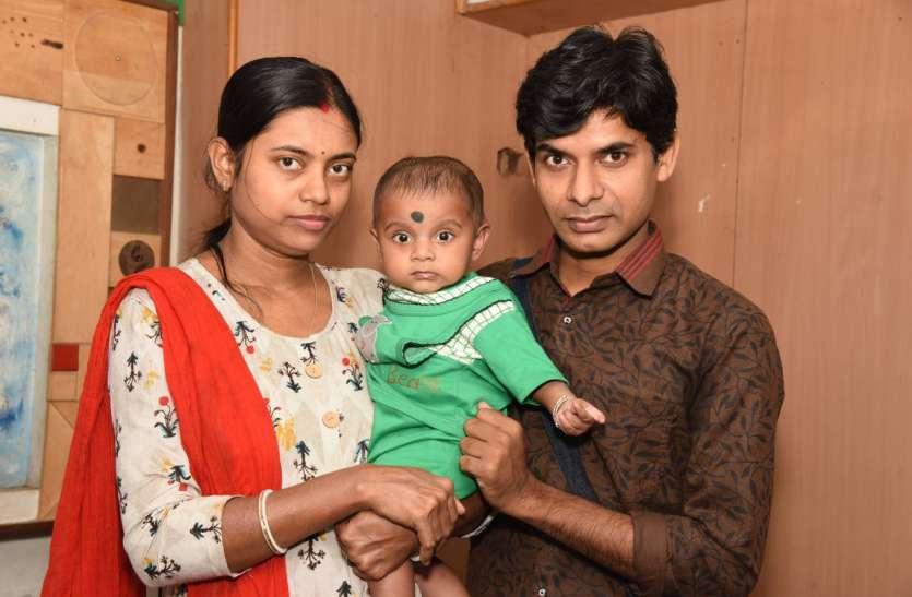 Karnataka : सात माह के बच्चे के पेट से निकाला भ्रूणनुमा ट्यूमर