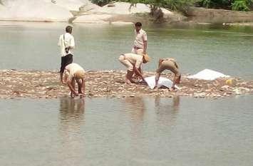 बड़ा हादसा: नदी व तालाब में नहाना पड़ा भारी, चार जने डूबे