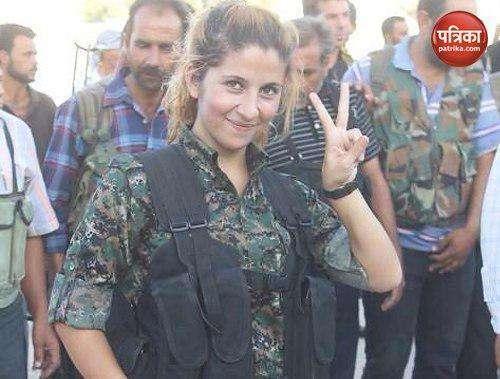 Angel of Kobane