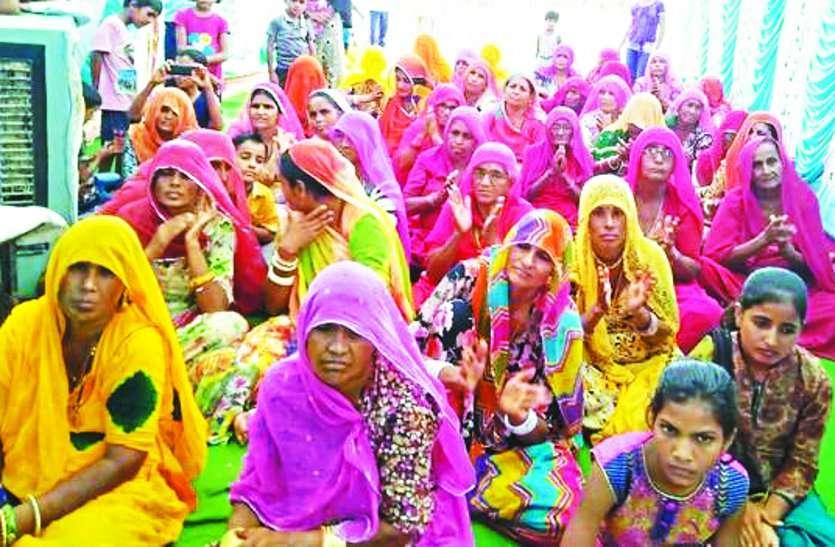 जीवन में श्रद्धा नहीं तो राम कथा का आनंद नहीं