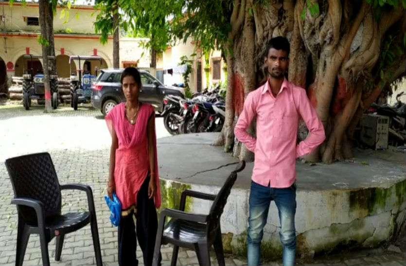 इच्छा मृत्यु की मांग करना युवती को पड़ा महंगा, पुलिस ने शांतिभंग में किया गिरफ्तार