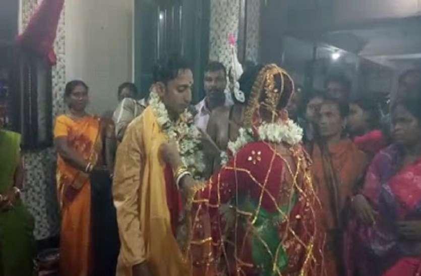 ससुर ने कराया विधवा बहू का विवाह