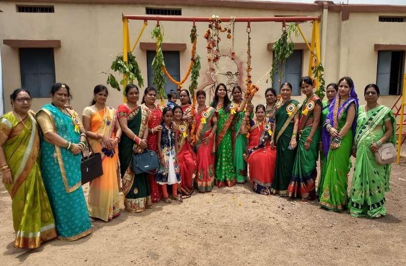 Photo Gallery: छत्तीसगढ़ चौरसिया महिला समाज का मिलन सुहाना सावन