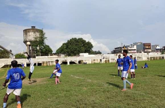 रिवर साइड यूनाइटेड फुटबॉल क्लब बनी फुटबॉल की चैम्पियन