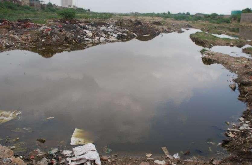 तीन गिरोह पाली की धरा पर ला रहे प्रदेश की फै क्ट्रियों का प्रदूषित एसिड