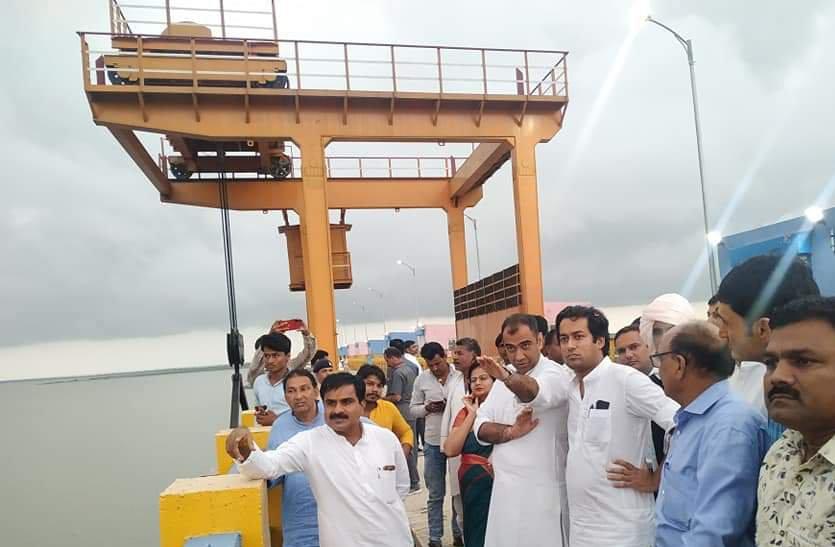 विधायक बोले-पर्यटन के रूप में विकसित हो मोहनपुरा, मंत्री ने कहा-शीघ्र करेंगे पहल