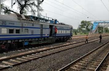 पचोर से विजयपुर के बीच एक सितंबर से दौड़ेगा बिजली वाला इंजन