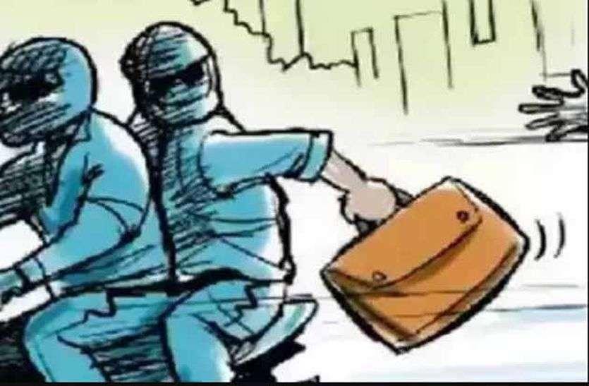 जिले में बढ़ रहा अपराध का ग्राफ
