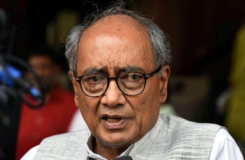 दिग्विजय अपना चेहरा पाकिस्तान में देखना चाहते हैं, वो जितना बोलेंगे- भाजपा का वोट बढ़ेगा: रविशंकर प्रसाद