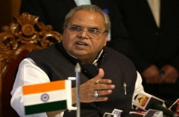 जम्मू-कश्मीर के राज्यपाल ने पाकिस्तान को दी चेतावनी- दुस्साहस का करारा जवाब मिलेगा