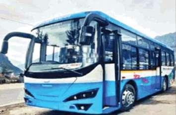 स्मार्ट सिटी की सड़कों पर चलेंगी इलेक्ट्रिक बस, 25 बसों को मिली मंजूरी