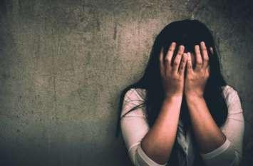 Rape news :  वीडियो बनाकर वायरल करने की धमकी देकर युवती से करता रहा दुष्कर्म