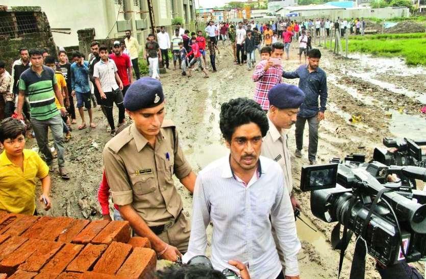 पूर्व भाजपा पार्षद के संरक्षण में शुरू किया कब्जा, मंत्री के कथित पीए के नाम से देने लगा धमकी