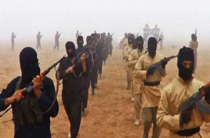 इराक: हवाई हमले में आईएस के 10 आतंकियों की मौत