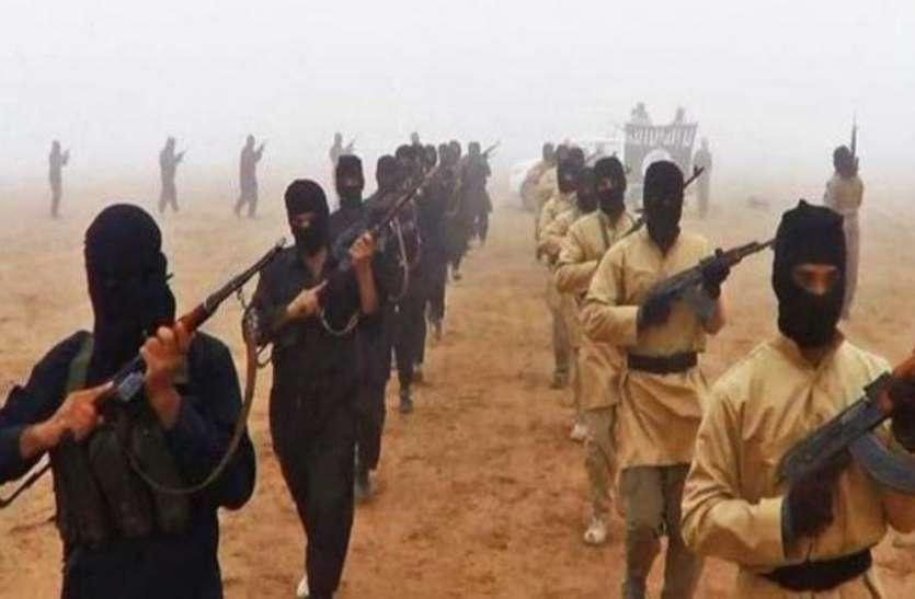 इराकी बलों का आईएस के खिलाफ चौथा चरण पूरा, दो आतंकियों को मार गिराया