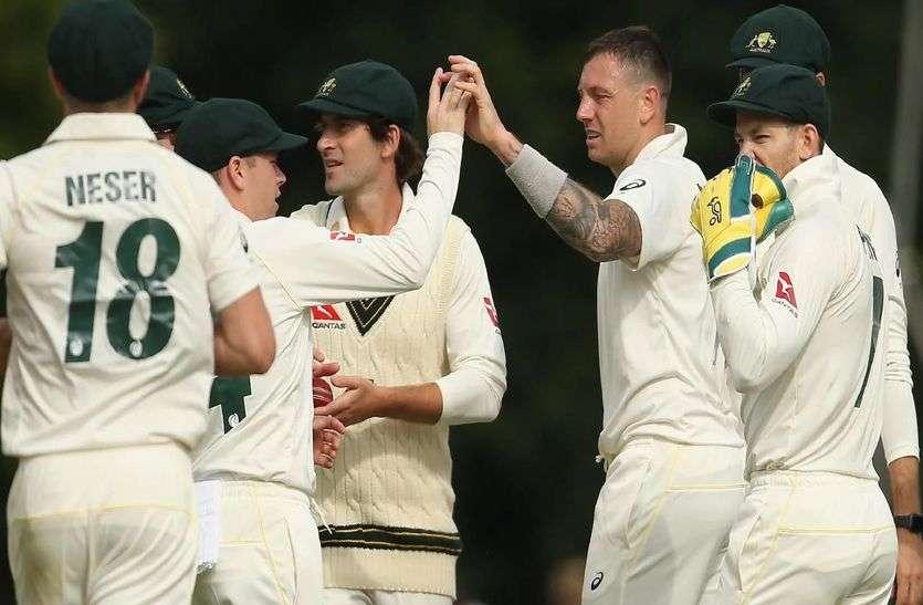 लॉर्ड्स टेस्ट के लिए ऑस्ट्रेलिया की 12 सदस्यीय टीम घोषित, पैटिनसन को नहीं मिली जगह