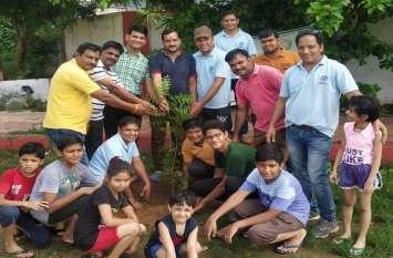 हरयाळो राजस्थान: सावन के आखिरी सोमवार को किया हरा-भरा