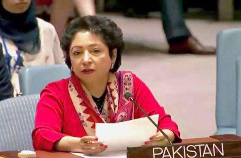 संयुक्त राष्ट्र में पाकिस्तान की स्थायी सदस्य पर लगे भष्ट्राचार के आरोप, वीडियो वायरल