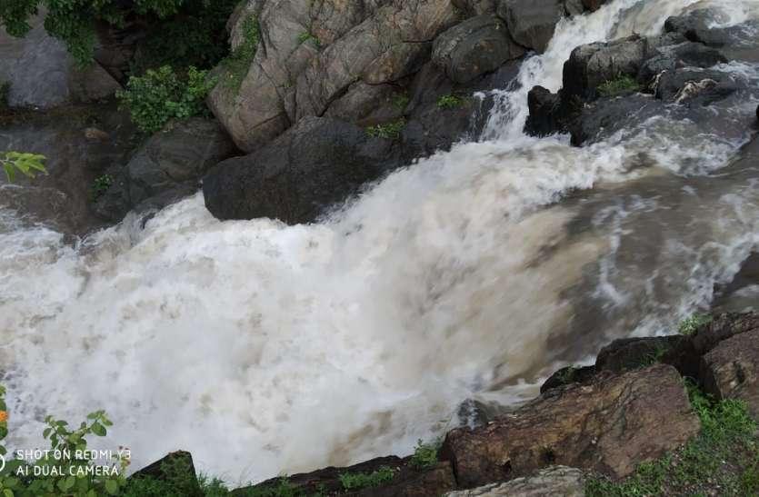 उदयपुर में बारिश के बाद जलाशयों में पानी की आवक जारी, जानें कहां कितना आया पानी..