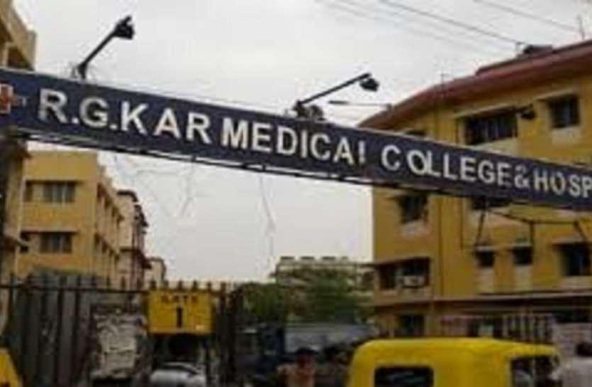 18 दिन बाद मिला आरजीकर से लापता मरीज