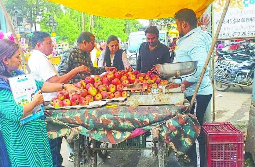 13 दिन बाद सड़क पर निगम-खाद्य विभाग